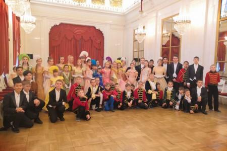 ДЦ ЛАЗУРНЫЙ в Санкт-Петербурге осень 2019